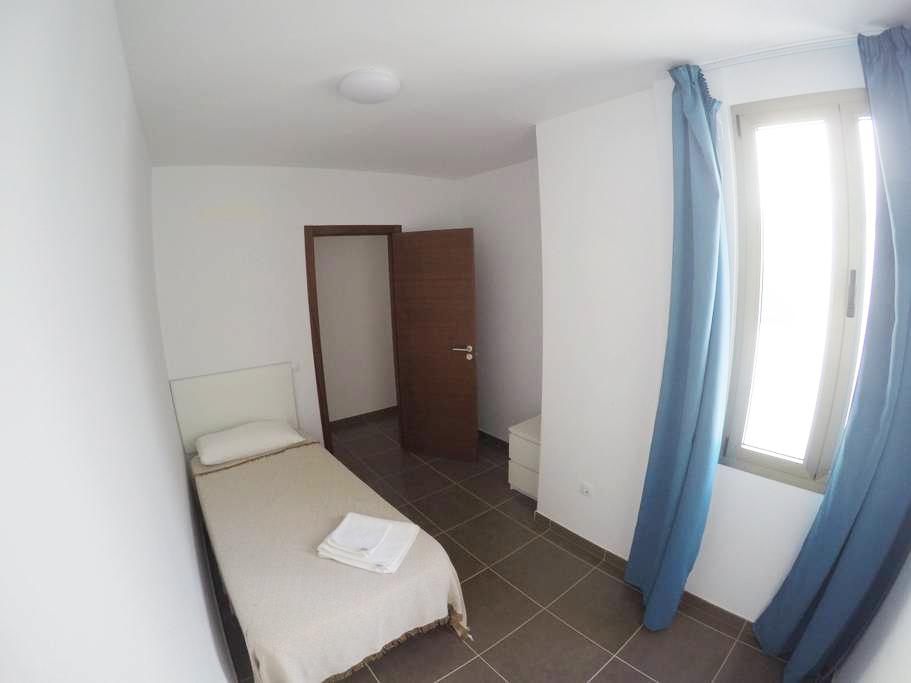Apartamento 3 personas - Individual